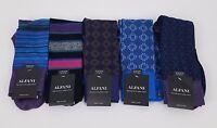 Alfani  Men's Seamless Toe Dress Socks Assorted Size 10-13