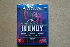 BLU-RAY MANDY ( NICOLAS CAGE )    BRAND NEW SEALED UK STOCK