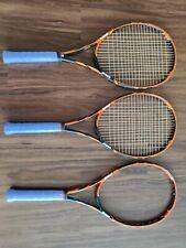 Prince Tour Team 100 16x18 (Set of 3 tennis rackets)