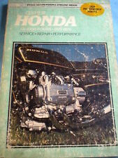 USED 75-79 Clymer Honda Gl 1000 GI1000 Fours Service Repair Performance Book