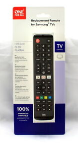 One For All Replacement Remote for Samsung TV - BRAND NEW SEALED