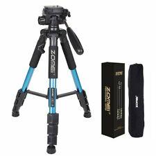 """Zomei Q111 55"""" Professional Alloy Camera Tripod For Dslr Canon Nikon Sony Dv Us"""