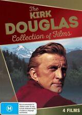 Kirk Douglas (DVD, 2016, 4-Disc Set)