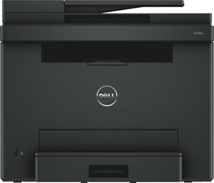 Dell e525w printer gently used