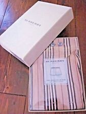 Burberry London Underwear Boxer バーバリー The English Boxer Mens Size S NIB in box