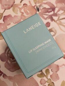 Lip Sleeping Mask - Mint Choco by Laneige for Unisex - 0.7 oz Lip Mask 2023 Exp.