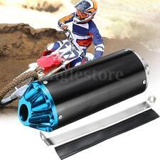 28mm Exhaust Muffler Clamp For TTR CRF50 SSR Thumpstar 90 110 125cc Dirt Bike US