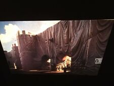 "Christo ""Wrapped Roman Wall"" 35mm Environmental Modern Art Slide"