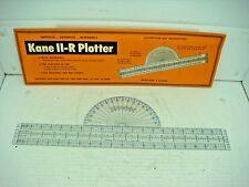 Vintage Kane II-R Plotter Drafting Tool