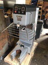 Hobart Hr270 Commercial Heavy Duty Dough Mixer 270lb Used 220v 3ph Bakery Mixer