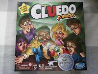 Cluedo Junior Board Game Hasbro - Brand New