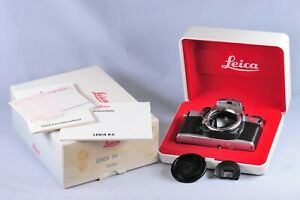 [ Near mint in box ] Leica R6 35mm SLR film camera silver body [ from Taiwan ]