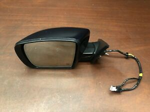 2015 Maserati Ghibli Front Left Driver Side View Mirror OEM