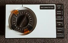 SWITCHMASTER 805  - CENTRAL HEATING CONTROLLER TIMER CLOCK - *USED - VGC*