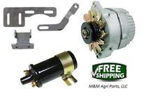 12V Alternator Conversion Kit IH Farmall H HV W4 SUPER H, HV, W4 300 350 Tractor