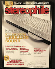Stereophile Magazine Resolution Audio's Cantata Music Center Reviews Nov 2011