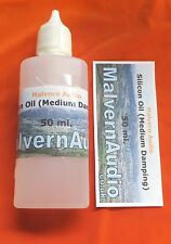 Silicone Well Damping Fluid/Oil for Michell / SME / Transcriptors - One Bottle