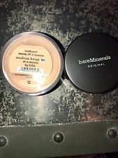 BARE MINERALS ESCENTUALS SPF 15 MEDIUM BEIGE - N20 8g XL PACK OF 2 (FREE SHIP)