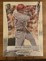 2012 Mike Trout Panini Prizm First Year Rookie Prizm Sharp