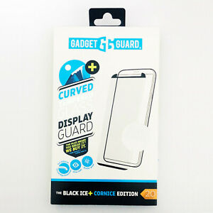 Gadget Guard Black Ice Plus Cornice 2.0 FULL ADHESIVE Curved Glass Galaxy Note 9