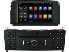 DVD/GPS/NAVI/RADIO/ANDROID 5.1/DAB/BT MERCEDES BENZ Clase W204 2007-2011 A5704 C