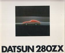 DATSUN 280ZX 280 ZX COUPE & 2+2 1978- DESIGN & DEVELOPMENT HISTORY BOOK