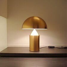 Oluce Atollo 239 50 cm Lampada da Tavolo - Oro
