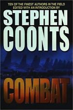 Combat by Dale Brown and R. J. Pineiro (2001, Hardcover, Revised)
