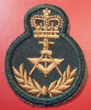 Canadian Armed Forces trade DRAUGHTING DRAUGHTSMAN qualification badge level 4