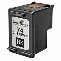 Remanufactured replacement for HP 74 / CB335WN Black Ink Cartridge