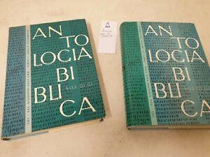 Antologia biblica 2 volumi