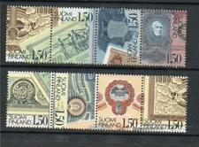 FINLAND MNH 1985 SG1075-1082 CENTENARY OF FINNISH BANKNOTE PRINTING