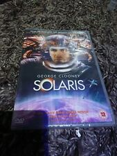 Solaris (DVD, 2003) George Clooney, STILL SEALED