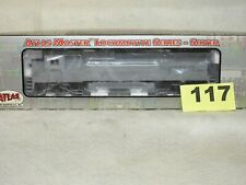 ATLAS SILVER SERIES HO SCALE #7600 UNDECORATED DASH 8040C  DIESEL LOCOMOTIVE NEW