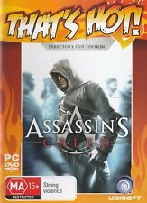 Pc Game - Assassin's Creed - Director's Cut (Disk & Cover Art Only)