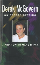 Sports Betting: And how to Make it Pay,Derek McGovern,New Book mon0000001944