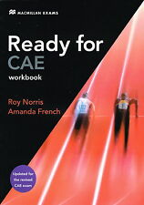 MACMILLAN EXAMS Ready for CAE Workbook by R. Norris; A. French @BRAND NEW BOOK@