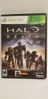 Halo Reach  for XBOX 360- Complete with game disc, manual & case- VERY GOOD