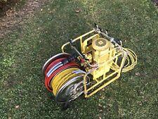 Hydraulik Aggregat, Weber Hydraulik,Hydraulikaggregat für Rettungsschere.630 bar