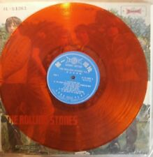 ROLLING STONES - Vol.  4 Out of our Heads - Original 60s TAIWAN ORANGE VINYL