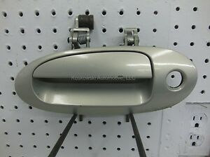 Ford Taurus Door Handle Left Front Exterior Driver Side 4F1Z-5422405-AB C2 Paint