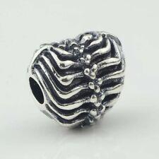 Heart of Bones 925 Sterling Silver Charm Bracelet Gift Troll Skeleton Gothic