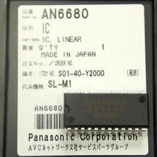 Technics IC Linear AN6680 integrated circuit Control Chip SL1200 SL1210 MK 2 3 5