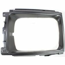 New TO2513107 Passenger Side Headlight Door for Toyota Pickup 1987-1988
