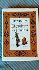Treasury of Literature for Children by Exter Books New York Winnie the Pooh 1987
