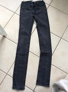 Jeans Noir 32-34