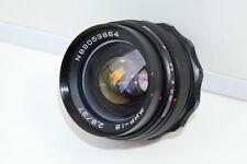 MIR-1B 37mm f/2.8 Wide Angle Soviet Russian SLR lens M42 Flektogon copy EXC