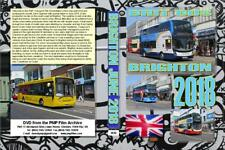 3830. Brighton. UK. Buses. June 2018. A sparkling clear blue sky welcomed us to