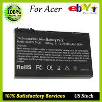 Laptop Battery for Acer Aspire 3100 5100 5610 5515 5610Z BATBL50L6 BATBL50L8