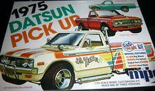 MPC 872 1975 Datsun Pick Up 3n1 1/25 MODEL CAR MOUNTAIN FS